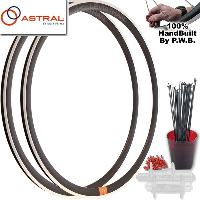 ASTRAL ROLF TOURING CLYDESDALE WHEEL SET PACKAGE