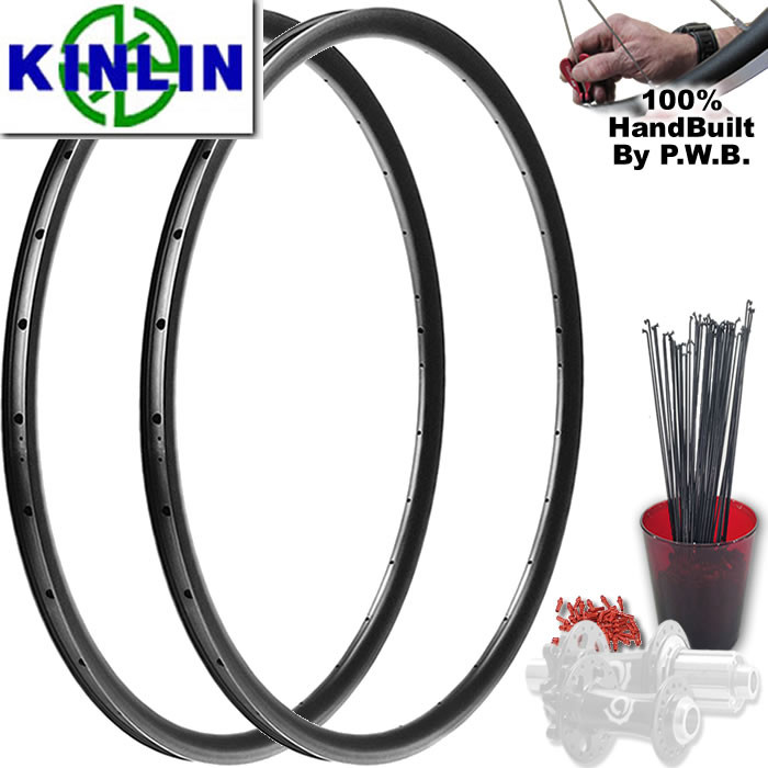 KINLIN ROAD DISC WHEEL SET PACKAGE
