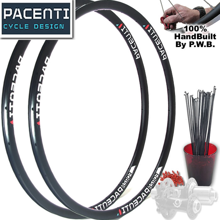 PACENTI ROAD DISC WHEEL SET PACKAGE