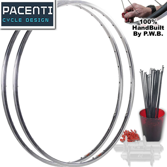 PACENTI TOURING CLYDESDALE WHEEL SET PACKAGE