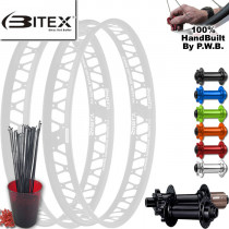 BITEX FAT TIRE PLUS WHEEL SET PACKAGE