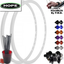 HOPE TRACK | SINGLE SPEED WHEEL SET PACKAGE