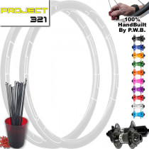 PROJECT 321 ROAD DISC WHEEL SET PACKAGE