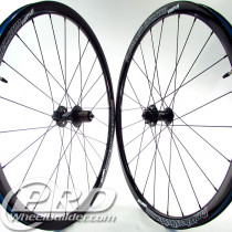 PWB SIGNATURE ALLOY ROAD | GRAVEL | CX DISC BRAKE WHEEL SET PACKAGE
