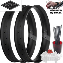WHISKY FAT TIRE PLUS WHEEL SET PACKAGE