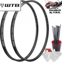 WTB MOUNTAIN BIKE WHEEL SET PACKAGE