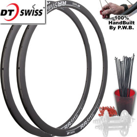 DT SWISS TRACK | SINGLE SPEED WHEEL SET PACKAGE