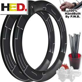 HED ROAD DISC WHEEL SET PACKAGE