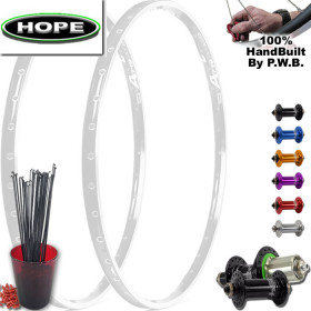 HOPE TOURING CLYDESDALE WHEEL SET PACKAGE