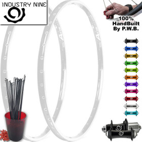 INDUSTRY NINE TOURING CLYDESDALE WHEEL SET PACKAGE