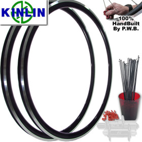 KINLIN TOURING CLYDESDALE WHEEL SET PACKAGE