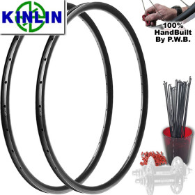 KINLIN TRACK | SINGLE SPEED WHEEL SET PACKAGE