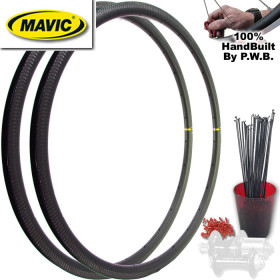 MAVIC ROAD WHEEL SET PACKAGE