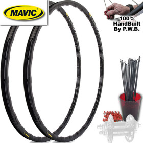 MAVIC TRACK | SINGLE SPEED WHEEL SET PACKAGE