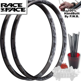 RACE FACE FAT TIRE PLUS WHEEL SET PACKAGE