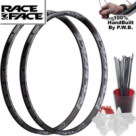 RACE FACE MOUNTAIN BIKE WHEEL SET PACKAGE
