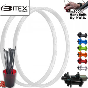 BITEX MOUNTAIN BIKE WHEEL SET PACKAGE