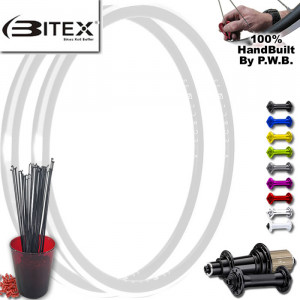BITEX ROAD WHEEL SET PACKAGE