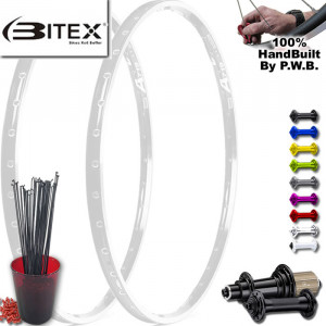 BITEX TOURING CLYDESDALE WHEEL SET PACKAGE