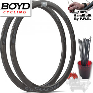 BOYD CYCLING ROAD WHEEL SET PACKAGE