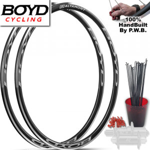 BOYD CYCLING TOURING CLYDESDALE WHEEL SET PACKAGE