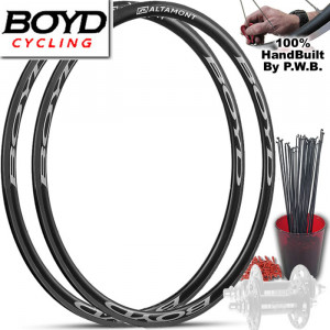BOYD CYCLING TRACK | SINGLE SPEED WHEEL SET PACKAGE