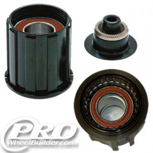 DT SWISS 240 SHIMANO DRIVER BODY AND END CAP
