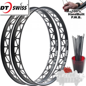 DT SWISS FAT PLUS WHEEL SET PACKAGE