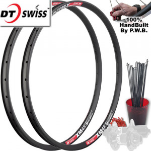 DT SWISS MOUNTAIN BIKE WHEEL SET PACKAGE