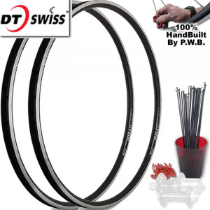 DT SWISS ROAD WHEEL SET PACKAGE