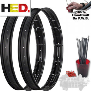 HED FAT TIRE PLUS WHEEL SET PACKAGE