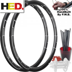 HED TRACK   SINGLE SPEED WHEEL SET PACKAGE