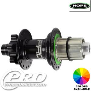 HOPE PRO 4 REAR ISO 6 BOLT DISC HUB
