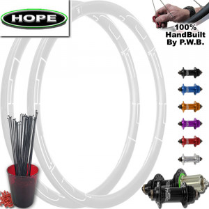 HOPE ROAD DISC WHEEL SET PACKAGE