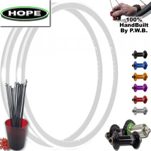 HOPE ROAD WHEEL SET PACKAGE