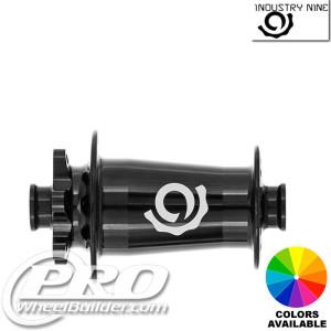 INDUSTRY 9 HYDRA MTB FRONT ISO 6 BOLT DISC HUB