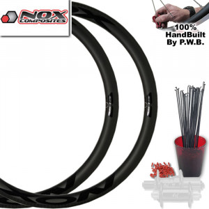 NOX COMPOSITES TOURING CLYDESDALE WHEEL SET PACKAGE