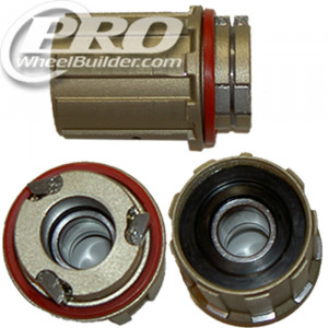 POWERTAP SHIMANO DRIVER BODY AND SPACERS