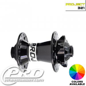 PROJECT 321 FRONT ISO 6 BOLT DISC HUB