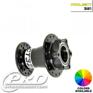 PROJECT 321 FRONT LEFTY ISO 6 BOLT DISC HUB