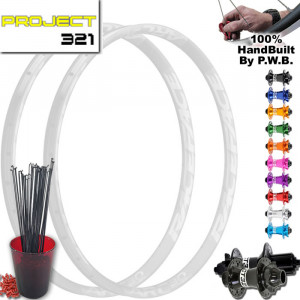 PROJECT 321 MOUNTAIN BIKE WHEEL SET PACKAGE