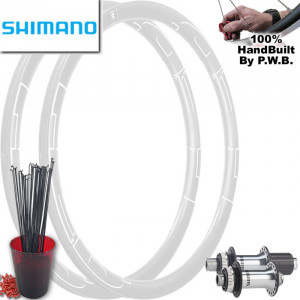 SHIMANO ROAD DISC WHEEL SET PACKAGE