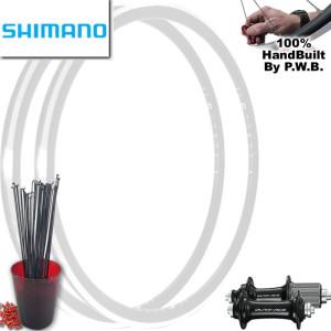 SHIMANO ROAD WHEEL SET PACKAGE