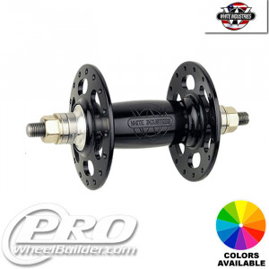 WHITE INDUSTRIES TRACK HIGH FLANGE FRONT HUB