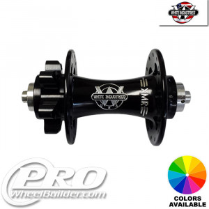 WHITE INDUSTRIES XMR FRONT BOOST ISO 6 BOLT DISC HUB