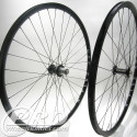chris king classic blk hubs h plus son archetype blk rims dt competition blk spokes 2