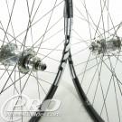 enve am tubeless blk rims chris king iso single speed silver hubs sapim race silver spokes 4