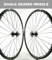 Single Geared Wheels